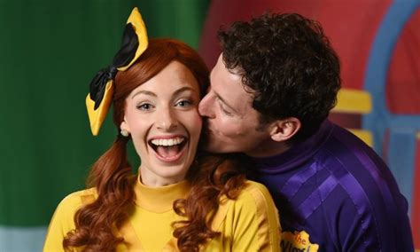 why the wiggles couple hid their relationship lachie and emma wiggle on why they hid their relationship