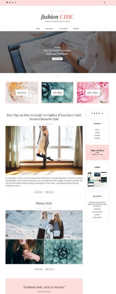 theme junkie affiliate how to monetize blog theme junkie fashion chic