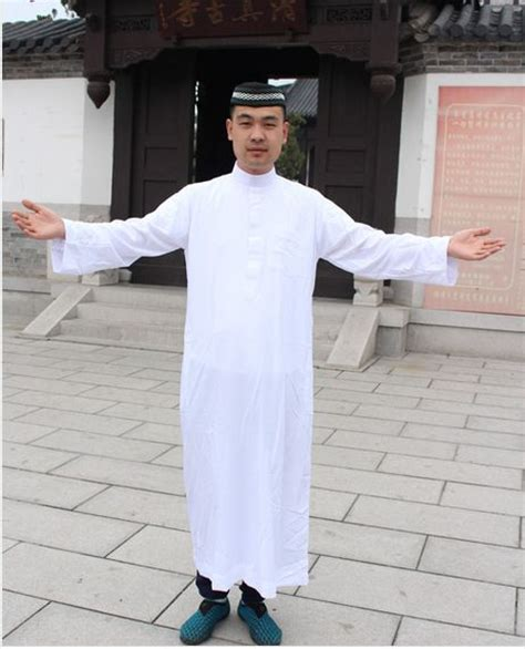 arab thobe pattern online buy wholesale mens thobe from china mens thobe