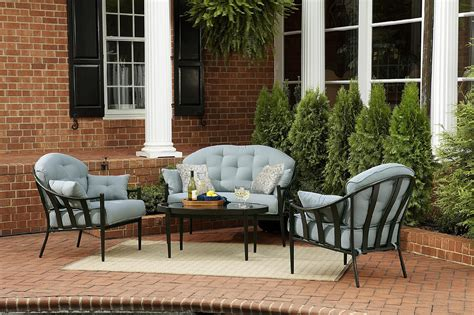 chandler 4pc outdoor seating set get your sumptuous
