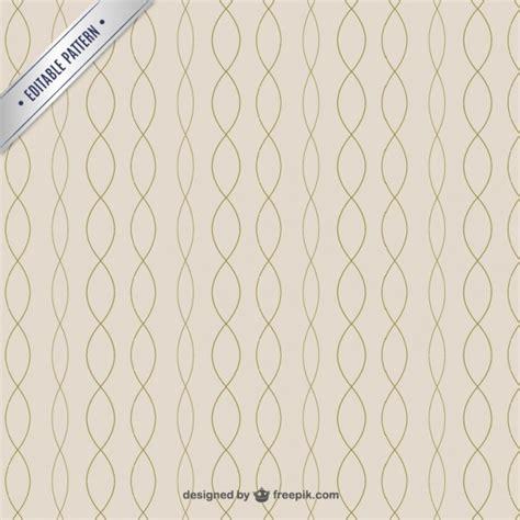 seamless pattern freepik waving lines seamless pattern vector free download