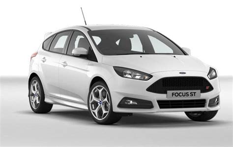 2015 ford focus colors 2015 ford focus st colour guide carwow