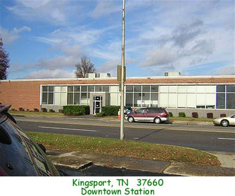 Post Office Kingsport Tn by Tennessee Post Offices