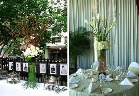 floral branches centerpiece white floral branches wedding centerpiece wedding