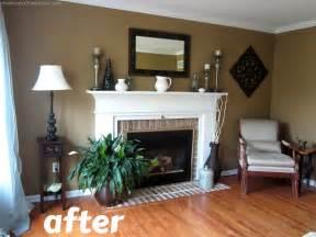 Living Room With Fireplace Wall Color Living Room Make White Blue Christinas