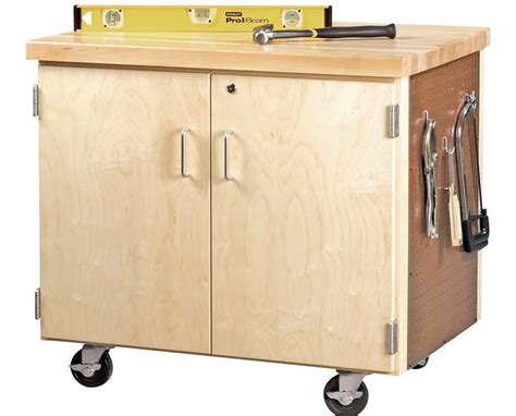 mobile tool storage cabinets diversified woodcrafts mobile tool storage cabinet with