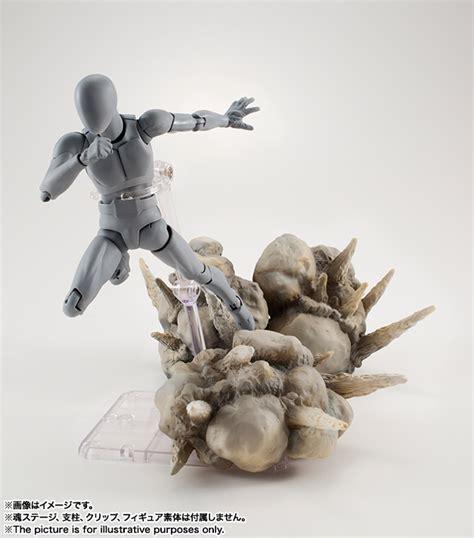 Tamashii Effect Explosion Ver 魂effectシリーズ explosion gray ver 魂ウェブ