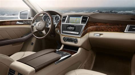 Mercedes Jeep Interior by 2015 Mercedes G Class Suv Www Trailerlife