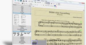 membuat notasi balok membuat dan membaca notasi balok dengan aplikasi musescore