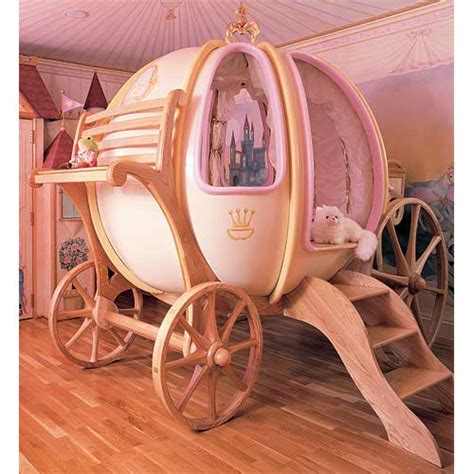 Cinderella Carriage Bed by Coach And Luxury Baby Cribs In Baby Furniture