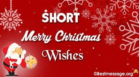 short  sweet merry christmas wishes messages  write  cards