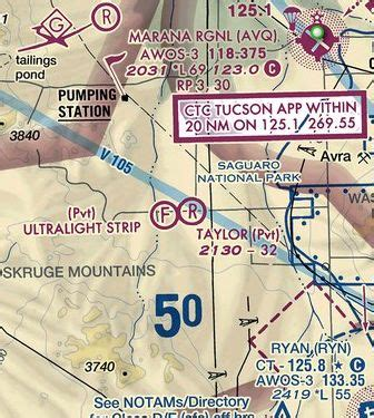 arizona sectional chart abandoned little known airfields arizona northern