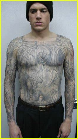 wentworth miller tattoos wentworth miller