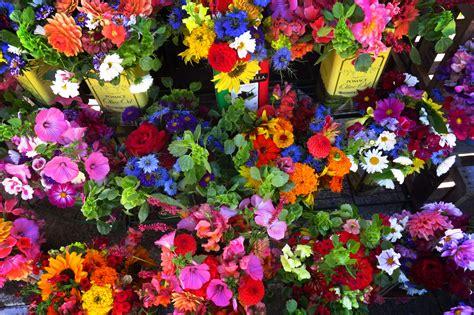 Garden State Flower Market Weekly Outdoor Farmers Market On Granville Island Kicks June 6