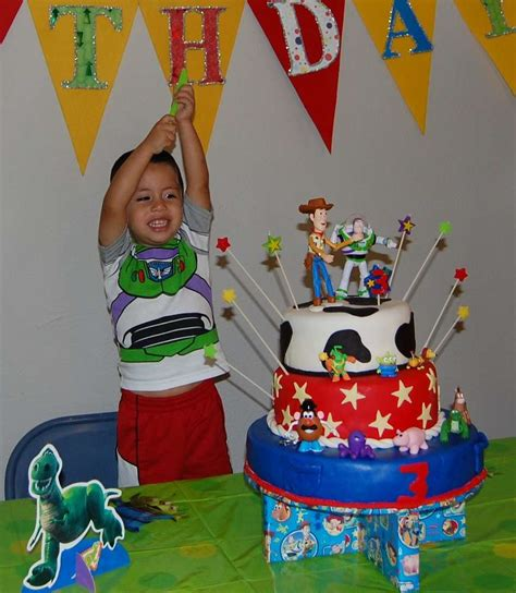 themes toy story 3 toy story birthday party ideas photo 3 of 6 catch my party