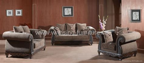 leather and fabric living room sets antique royal solid wood furniture leather fabric sofa set