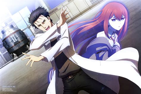 Steins Gate 0 Anime by Steins Gate 0 Zerochan Anime Image Board