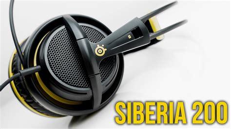 Headset Steelseries Siberia 200 steelseries siberia 200 best value gaming headset