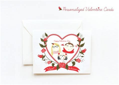 personalized valentines day cards valentines day giveaway with two brunettes the sweetest