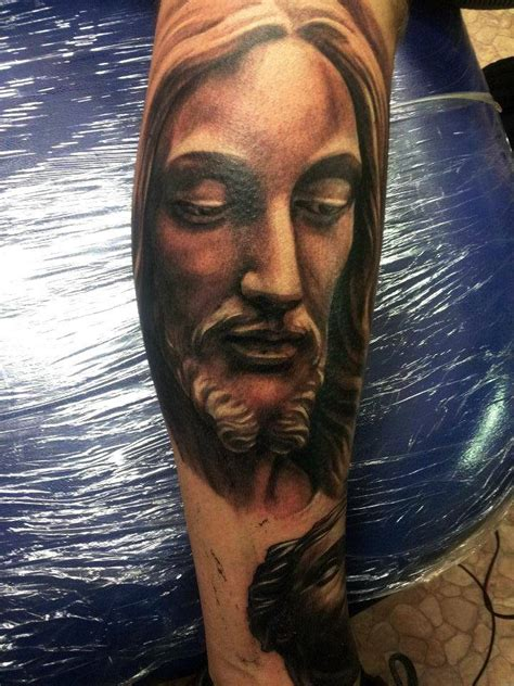 jesus 3d tattoo jesus images designs