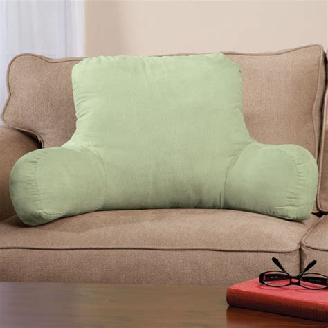 backrest pillow for bed backrest pillow pillow with arms bed rest pillow
