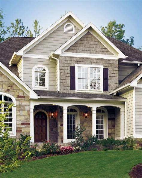 siding designs front house best 25 stone exterior houses ideas on pinterest