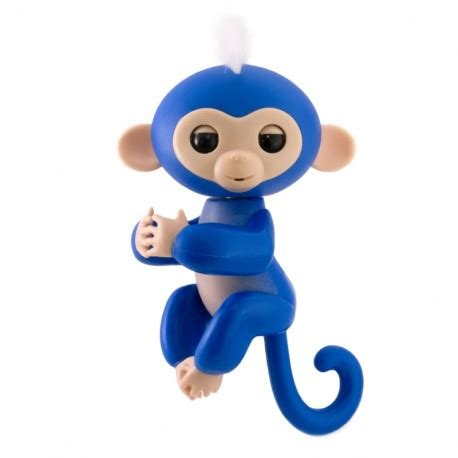 Happy Monkey Blue игрушка интерактивная happy monkey blue extradigital ua