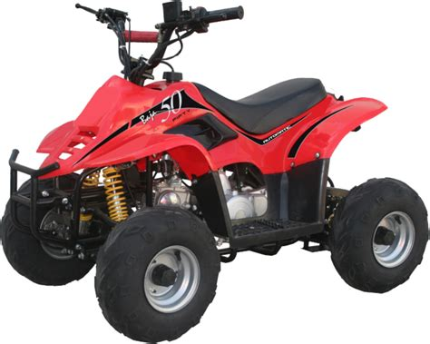 Baja Ba50 50cc Chinese Atv Owners Manual Om Baba50