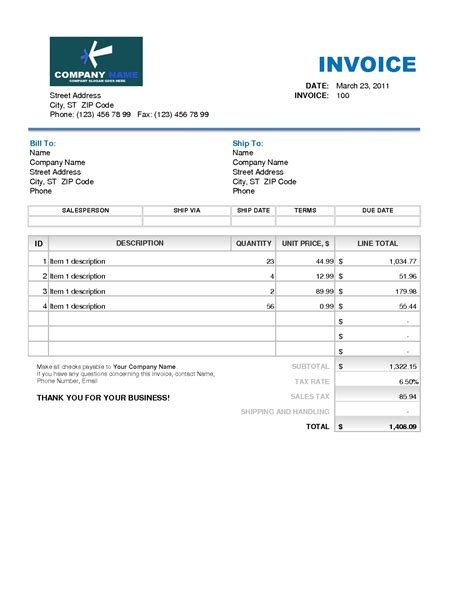 roof invoice roofing contract template free form with