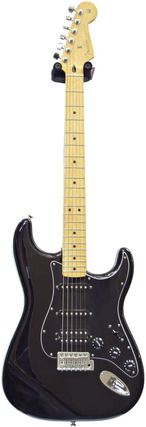 Gitar Fender Stratocaster 168 fender mexican standard strat hss mn black pre owned