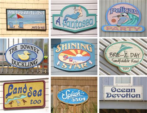 beach house names graphic sugar 85 signs you need a vacation