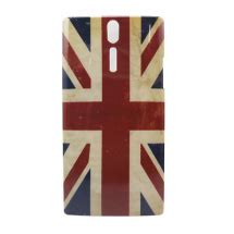 Hardcase Bening Sony Xperia Zr Zl covers mobiltaske mobilpung til sony xperia s lt26i