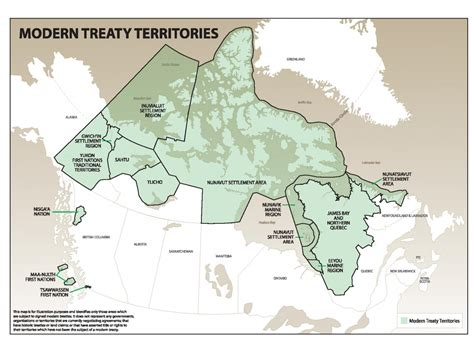 Outline The Non Territorial Terms Of The Treaty Of Versailles by Land Claims Agreements Coalition Modern Treaties Benefit All Canadians