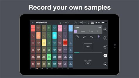 drum loops for android remixlive drum play loops android apps on play