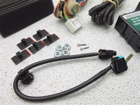 oem 2010 2011 toyota camry hybrid remote start kit ebay
