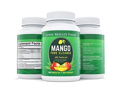 Mango Burner And Detox Slimming Tea by Mango Cleanse 1 Best Mango Extract Plus