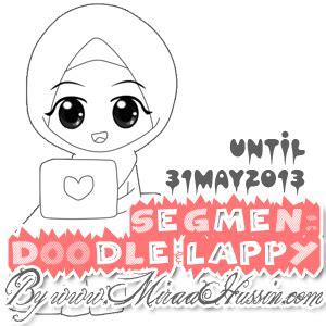 doodle nama nabila segmen doodle lappy by miraa hussin cahaya permata