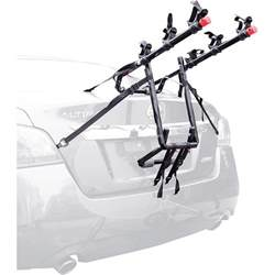 Allen Trunk Mount Bike Rack by Allen Sports 103dn Deluxe 3 Bike Trunk Mounted Bike Rack