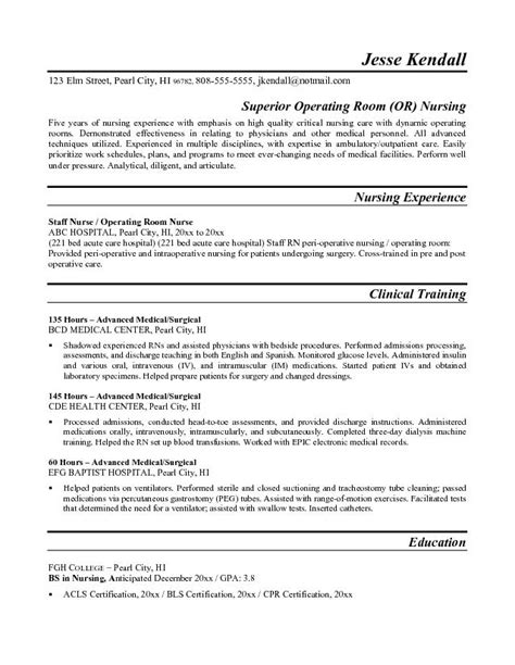 Resume For Anesthetist Curriculum Vitae Curriculum Vitae Template Crna