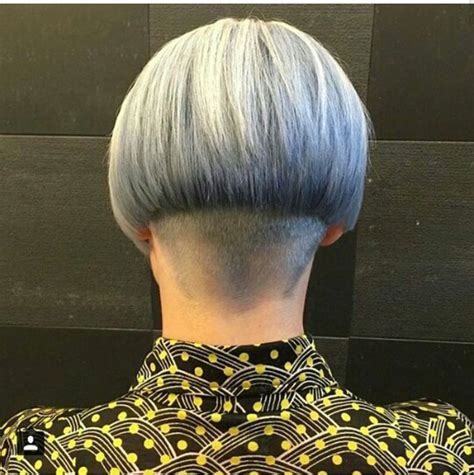 bowl haircut shaved nape 497 best sexy napes 1 images on pinterest short