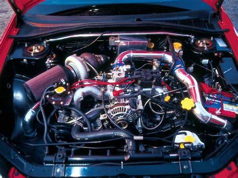 custom ej subaru wrx tuner car turbo magazine