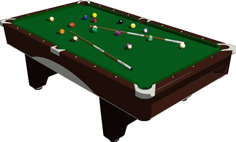 Free Pool Table free to use domain billiards clip
