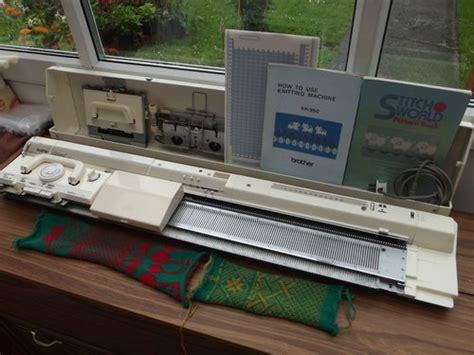 electronic knitting machine electronic knitting machine kh950 fully serviced