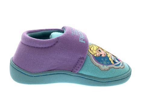 frozen shoes disney frozen elsa slippers mules