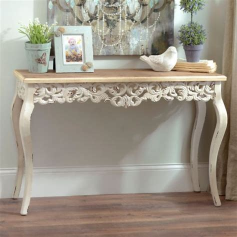 Ivory Console Table Ivory Baroque Console Table Baroque Desks And Sofas