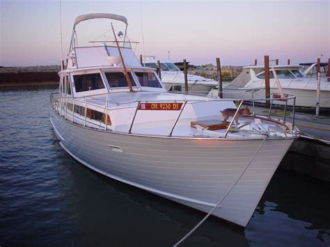 dual cabin boats matthews dual cabin fly bridge 1967 for sale for 115 000