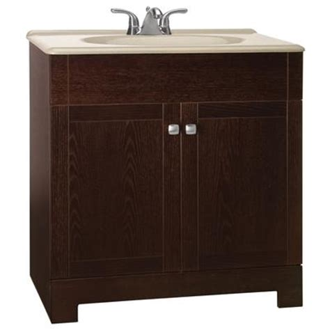 30 in bathroom vanity combo american classics 30 in java renditions combo home