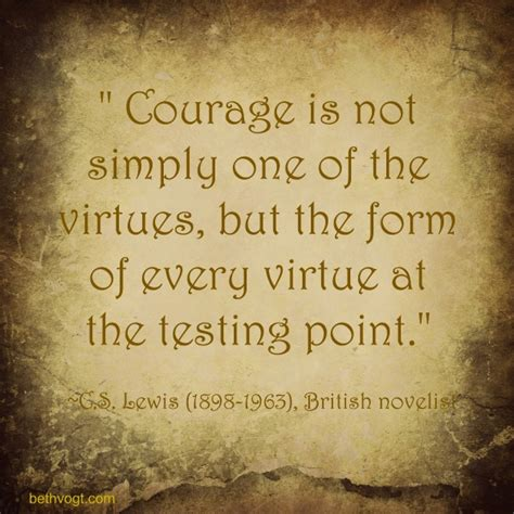 point of virtue books beth k vogt in others words when courage is the
