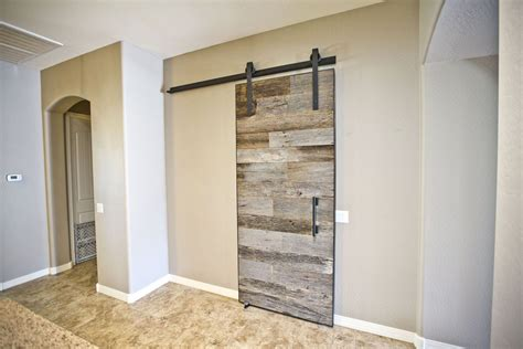 Tobacco Barn Grey Sliding Barn Door Porter Barn Wood Sliding Barn Door