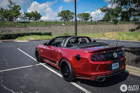 2014 mustang australia ford mustang shelby gt500 snake convertible 2014 1
